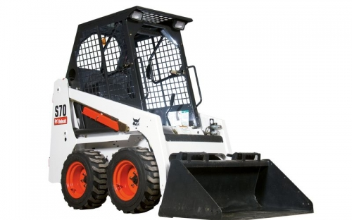 Колесный мини-погрузчик Bobcat S70