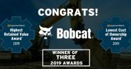 Погрузчики Bobcat получили награду LCO 2019
