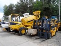 Дорожно-строительная техника и спецтехника