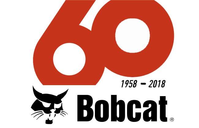 60 лет компании Bobcat