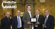 Bobcat получила награду за инновации на SaMoTer 2020
