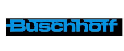 BUSCHHOFF синий логотип