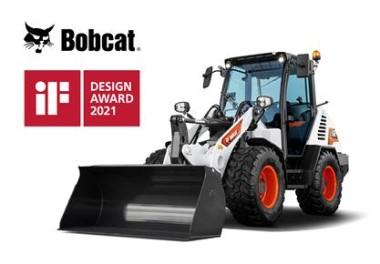 Погрузчик Bobcat L85 получил награду Global Design Award