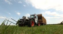 Телескопический погрузчик для сельского хозяйства Bobcat TL30.60+AGRI на поле