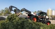 Новые телескопические погрузчики Bobcat серии-R для сельского хозяйства