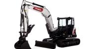 Презентация нового мини экскаватора Bobcat из серии-R2