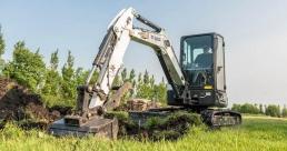 5 способов повысить производительность работ с помощью оборудования Bobcat