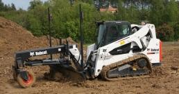 Навесное оборудование Bobcat для ландшафтных работ