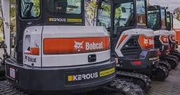 Рекордные продажи чешского дилера Bobcat