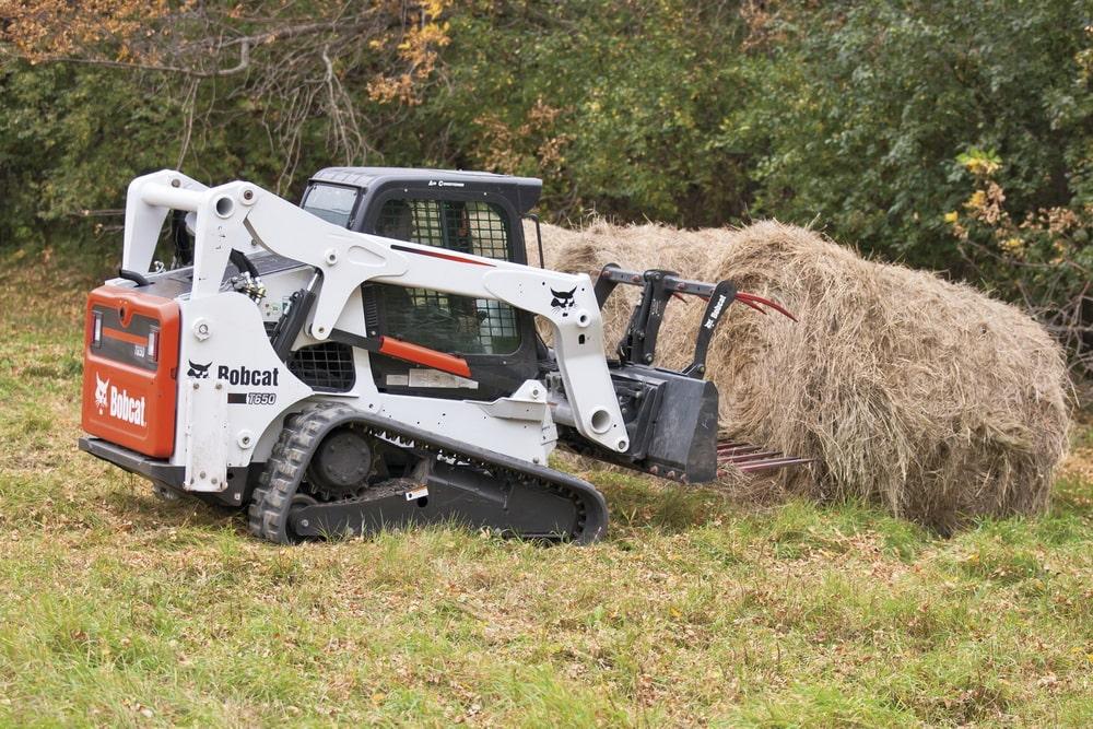 Гусеничный мини погрузчик Bobcat T650